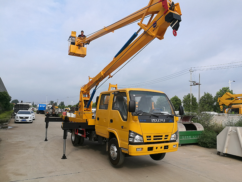 Summer is coming, and the temperature is gradually rising. This is also a test for vehicles. So what should be paid attention to in the use of aerial work vehicles in hot weather?