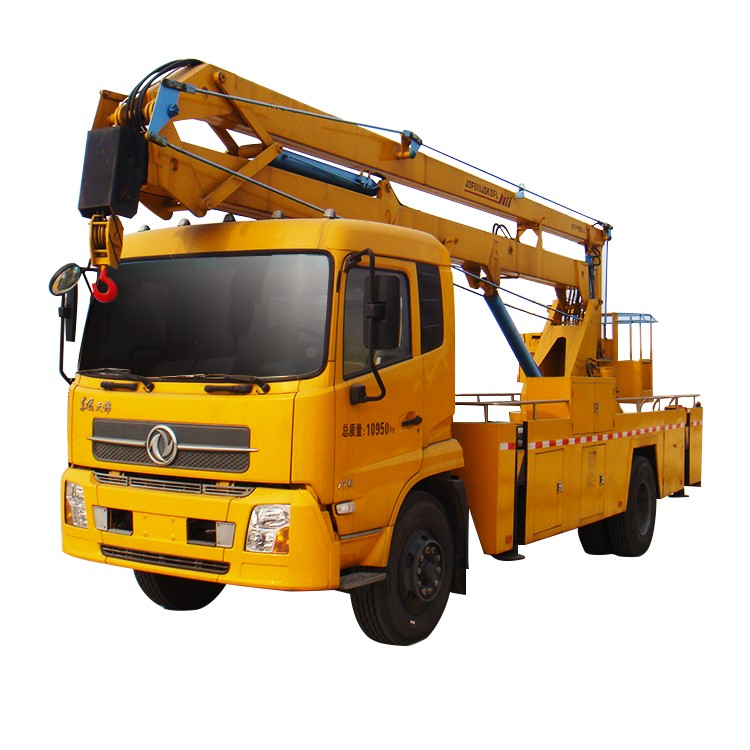 20m High Altitude Boom Lift Truck