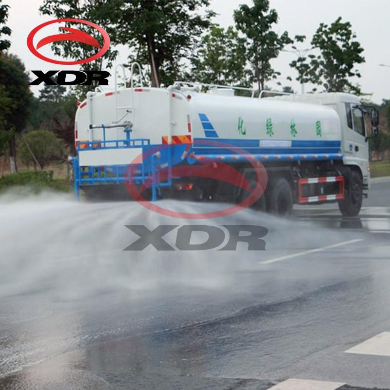 Road Cleaning Truck