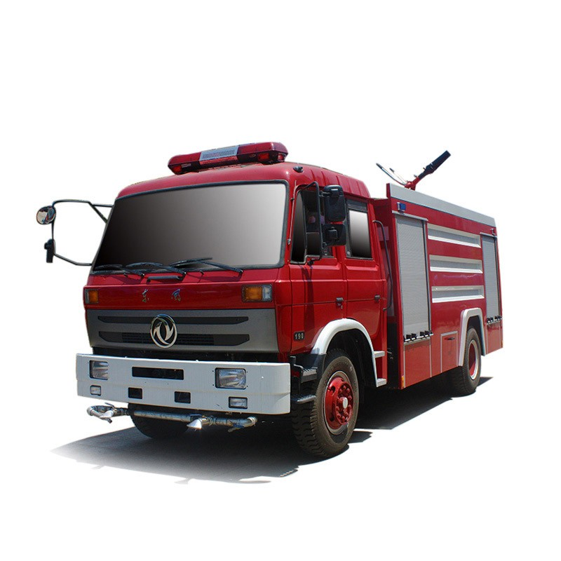 Water Foam Fire Truck