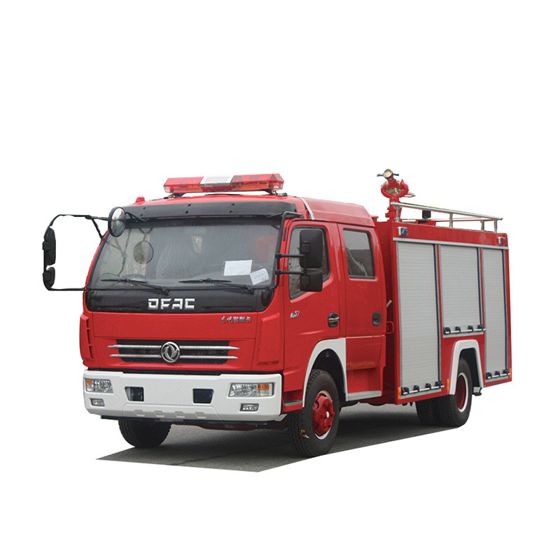 XDR 4000Liters new fire truck