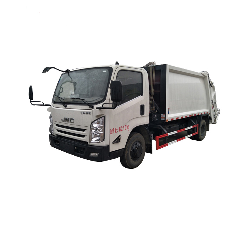 Compactor Waste Collection Vehicle