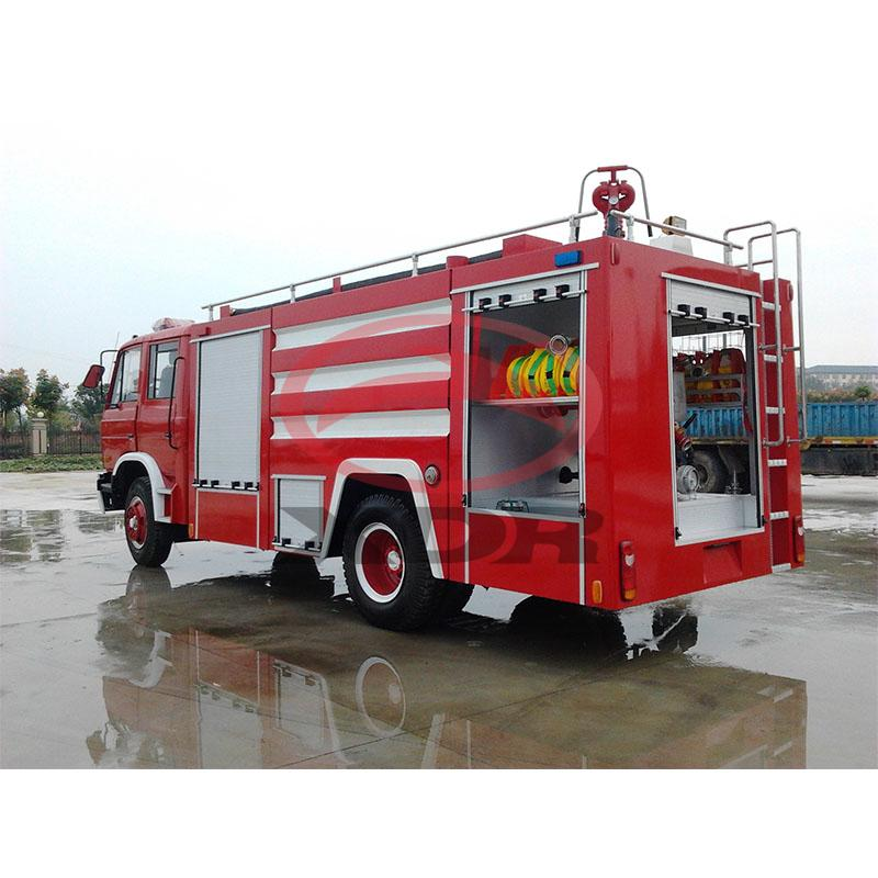8m3 Dongfeng brand fire fighting truck