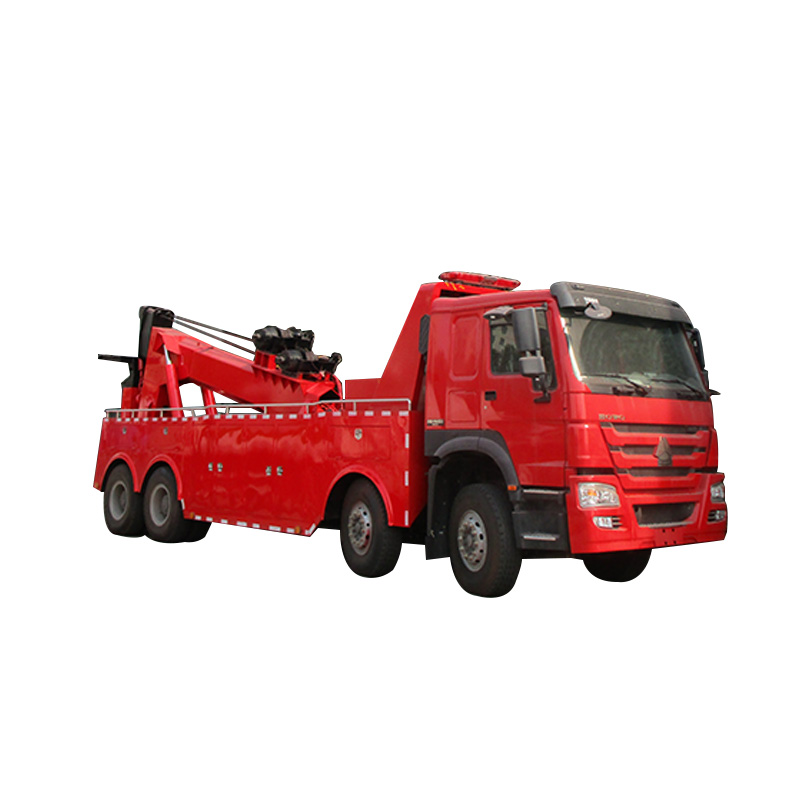 Heavy Duty Tow Truck Under Lift Wrecker Truck For Sale